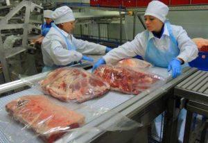 Работа в Польше упаковщик мяса